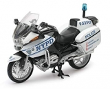 1:12 New Ray 44073 BMW NYPD Police