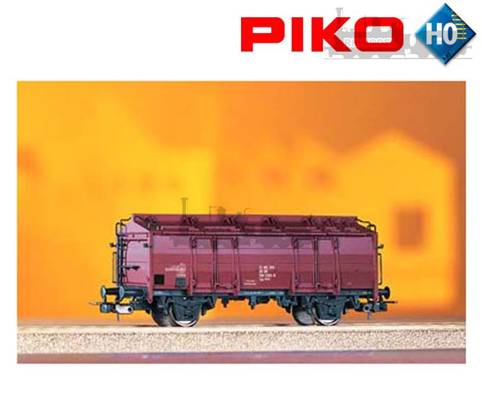 H0 PIKO 54433 Kmm Klappdeckelw DR