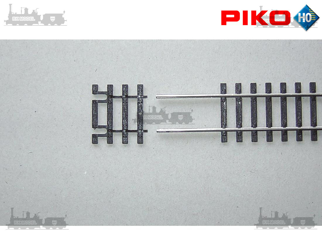 H0 PIKO 55282 Pražcové pole flexi 31mm