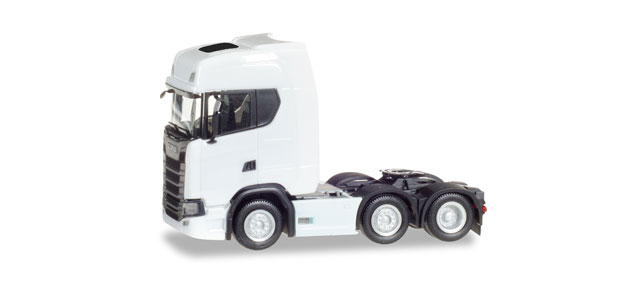 H0 Herpa 307543 Scania CS20HD 6x2