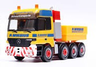 H0 Herpa MB Actros P.Wirzius