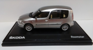 1:43 Abrex AB-025AB/66250A Škoda Roomster