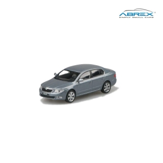 1:43 Abrex AB-010CJ Škoda Superb II 2008